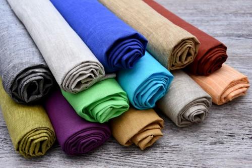 Рулоны ткани