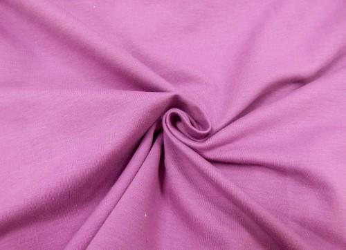 Розовая ткань футер