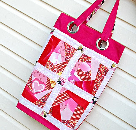 Как сшить большую сумку для лета?