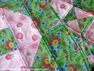 пэчворк-одеяло