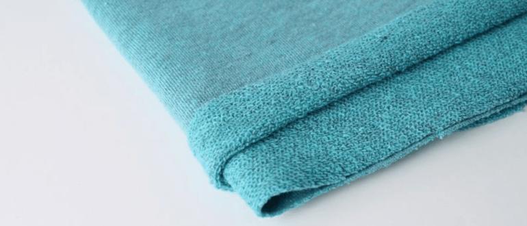 Особенности ткани футер