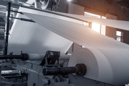 Производство материала лиоцелл на фабрике